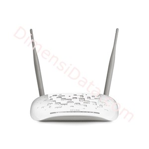 Picture of Wireless Router TP-LINK ADSL2+ Modem [TD-W8968]